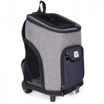 """Triol / Триол Сумка-рюкзак для животных """"Трансформер"""" на колесах, 330*300*500мм"""