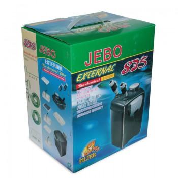 Jebo / Джебо Фильтр внешний 838, 28Вт, 1200л/ч, 220*230*470мм