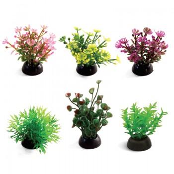 Laguna / Лагуна Растения (набор 6шт) разноцветные, 50мм