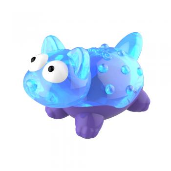 GiGwi / ГиГви Игрушка для маленьких собак Лиса с пищалкой 8 см, серия SUPPA PUPPA