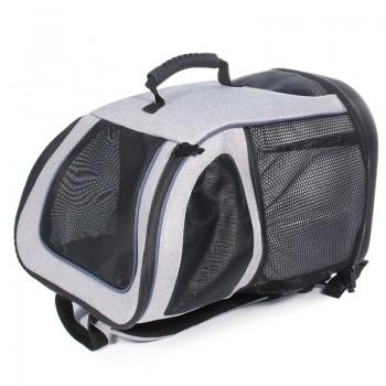 """Triol / Триол Сумка-рюкзак для животных """"Сити"""", 300*260*460мм"""