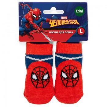 Disney / Дисней Носки Marvel Человек-паук, размер L