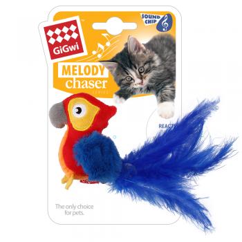 GiGwi 75459 Попугай со звуковым чипом