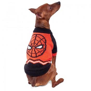 Disney / Дисней Свитер Marvel Человек-паук XS, размер 20см