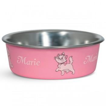 Disney / Дисней Миска металлическая на резинке Marie, 0,25л