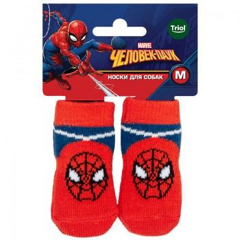 Disney / Дисней Носки Marvel Человек-паук, размер M