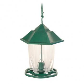 Trixie / Трикси Кормушка для птиц уличная, 300 мл/17 см, пластик
