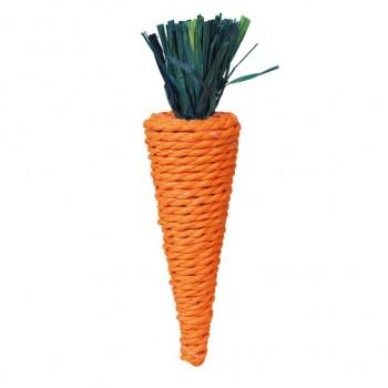 """Trixie / Трикси Игрушка для грызунов """"Морковь"""", 20 см"""
