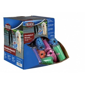 Trixie / Трикси Пакеты для уборки за собаками, 70 рулонов по 20 шт.