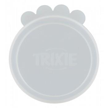 Trixie / Трикси Крышка для консервной банки, 10.6 см, силикон