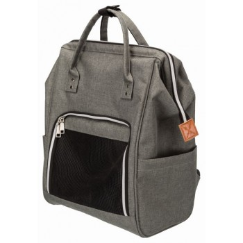 Trixie / Трикси Рюкзак-переноска Ava, 32 х 42 х 22 см, серый