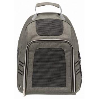 Trixie / Трикси Рюкзак-переноска Dan, 38 х 50 х 26 см, серый