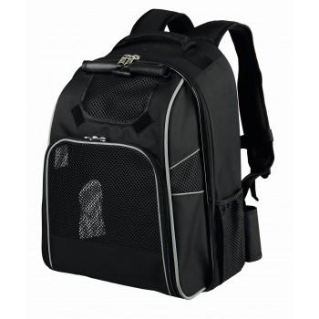 Trixie / Трикси Рюкзак-переноска William, 33 x 43 x 23 см, чёрный