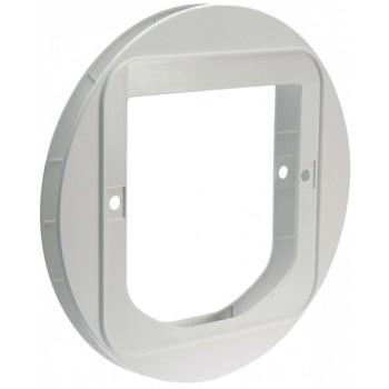 Trixie / Трикси Адаптер крепления SureFlap для арт.38530/38540, 28.5 см, белый