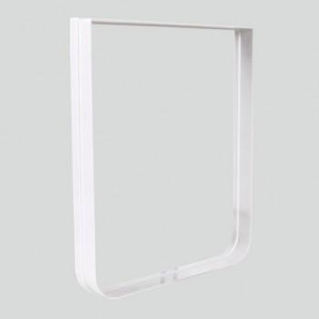 Trixie / Трикси Дополнительный элемент (тоннель) для дверцы арт.3878, белый