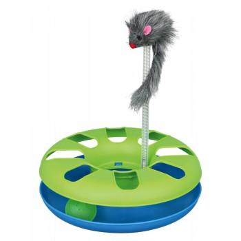 Trixie / Трикси Игрушка-трек с мышкой, 24-29 см, пластик