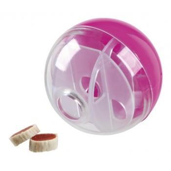 """Trixie / Трикси Игрушка для лакомств """"Мяч"""", пластик, 5 см"""