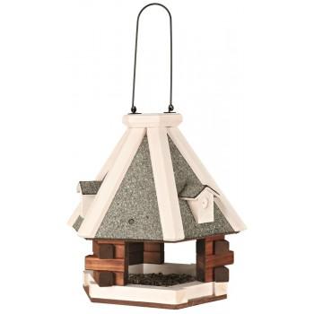 Trixie / Трикси Кормушка для птиц подвесная, дерево, ? 36?35 см