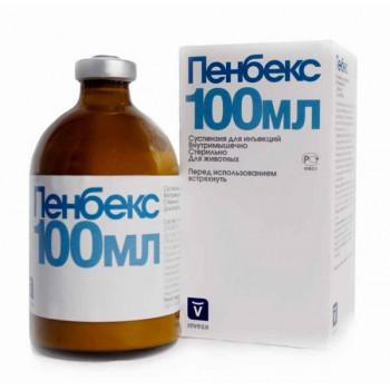 Livisto / Ливисто Пенбекс комплексный антибактериальный препарат 100 мл