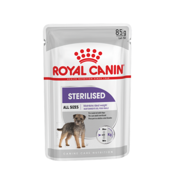 Royal Canin / Роял Канин Стерилайзд канин эдалт (паштет), 85 гр