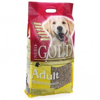 Nero Gold / Неро Голд для Взрослых собак: Контроль веса (Adult Maintenance 21/10), 12 кг