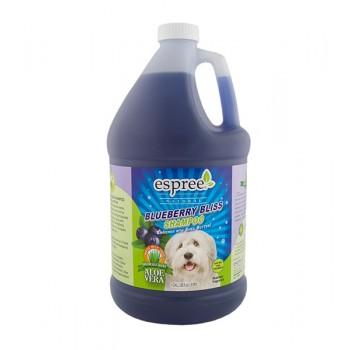 """Espree / Эспри Шампунь очищающий """"Черничное блаженство"""" для собак и кошек. Blueberry Shampoo, 591 мл"""