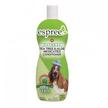Espree / Эспри Кондиционер «Чайное дерево и алоэ», для собак, 59 1мл