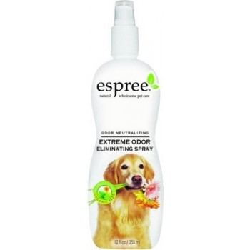 Espree / Эспри Средство для нейтрализации стойких неприятных запахов для собак и кошек. Extreme Odor Eliminating, 355 мл