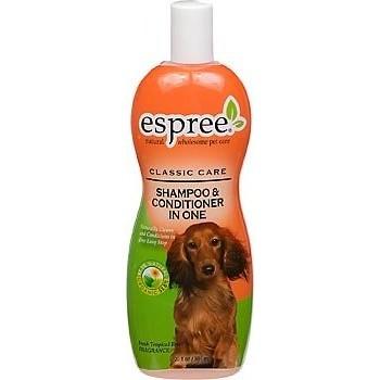 Espree / Эспри Шампунь и кондиционер «2 в 1» для собак, 591 мл