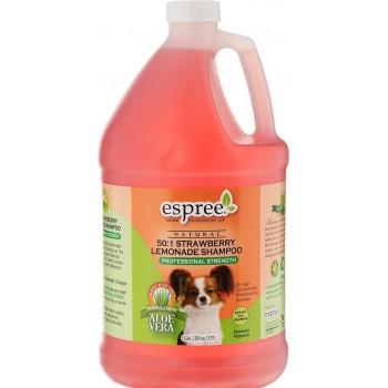"""Espree / Эспри Шампунь """"Клубничный лимонад"""" для собак (концентрат). Strawberry Lemonade Shampoo (50:1), 3780 мл"""