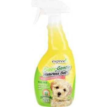 Espree / Эспри Очищающее средство для шерсти щенков. Puppy Waterless Bath, 710 мл