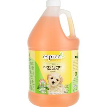 Espree / Эспри Шампунь для щенков и котят «Без слез». Puppy & Kitten Shampoo, 3790 мл