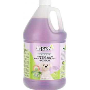 Espree / Эспри Шампунь «Лаванда и ромашка», для собак и кошек . Perfect Calm Shampoo, 3790 мл