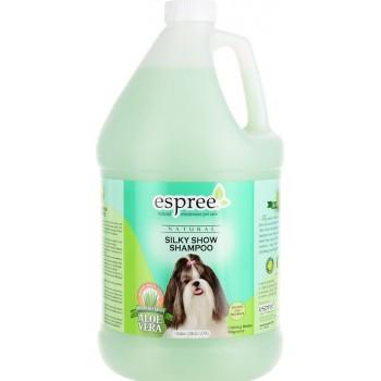 Espree / Эспри Шампунь «Сияние шелка», для собак Silky Show Shampoo, 3780 мл