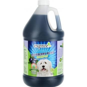 """Espree / Эспри Шампунь очищающий """"Черничное блаженство"""" для собак Blueberry Shampoo, 3780 мл"""
