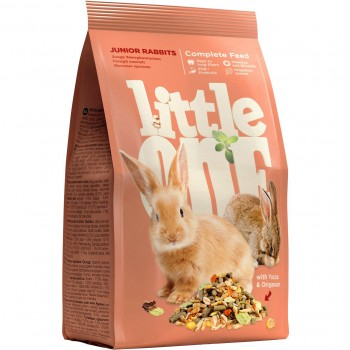 Little One Корм для молодых кроликов, 400 гр
