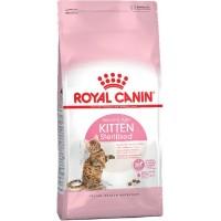 Royal Canin / Роял Канин Kitten Sterilised для стерилизованных котят 3,5 кг