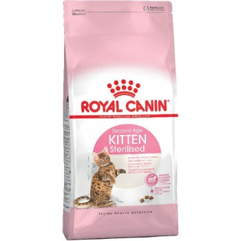Royal Canin / Роял Канин Kitten Sterilised для стерилизованных котят, 3,5 кг