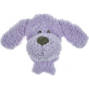 Aromadog / Аромадог Игрушка для собак BIG HEAD Собачка 12 см сиреневая