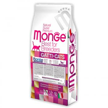 Monge / Монж PFB Cat Sterilised корм для стерилизованных кошек 10 кг