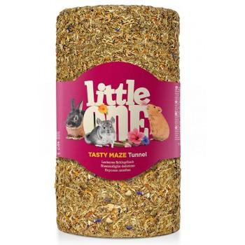 Little One Лакомство Тунель Вкусная Лазейка большой для грызунов, 450 гр