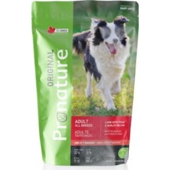 Pronature / Пронатюр Original сухой корм для собак всех пород, ягненок, 340 гр