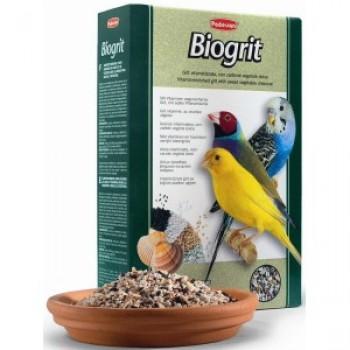 Padovan / Падован Biogrit био-песок для здорового питания декоративных птиц с витаминами и минералами, 700 гр