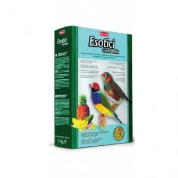 Padovan / Падован Grandmix Esotici корм для экзотических птиц основной, 1 кг