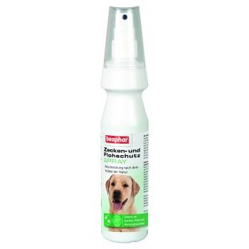 Beaphar / Беафар Биоспрей Spot On Spray для собак и щенков от клещей, блох и комаров 150 мл