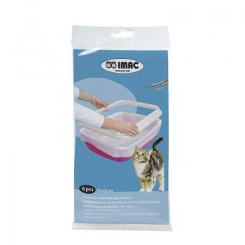 Imac / Имак пакеты д/туалета CODY BAG для туалета ZUMA (6шт), 45х35 см