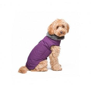 Dog Gone Smart / Дог Гон Смарт Куртка зимняя с мех. воротником Tamarack Jacket,р. 30,5, фиолетовый