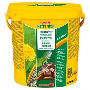 Sera / Сера Корм для рептилий RAFFY VITAL 10 л 1,7 кг