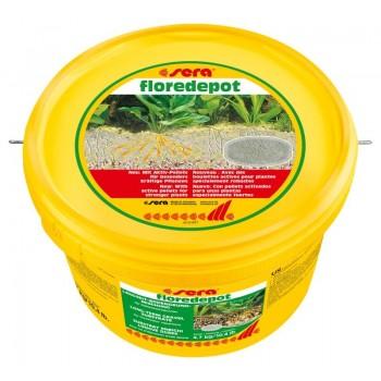 Sera / Сера Грунт для растений FLOREDEPOT 4,7 кг /ведро/