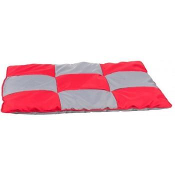 Katsu / Катсу KERN 50х75 см размер S лежак для животных красно-серый